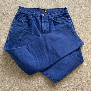 Women J Crew Jeans size 30 Medium Blue wash